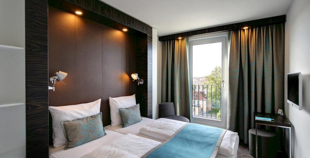 Tu habitación ideal para descansar después de un gran día