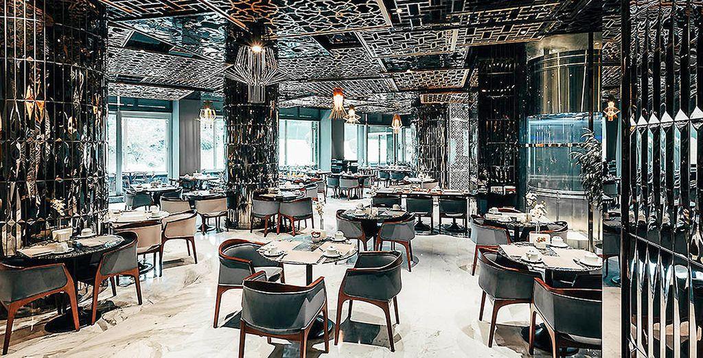 The Elysium Istanbul - M Gallery by Sofitel 5*, un hotel moderno, lujoso, con tintes turcos