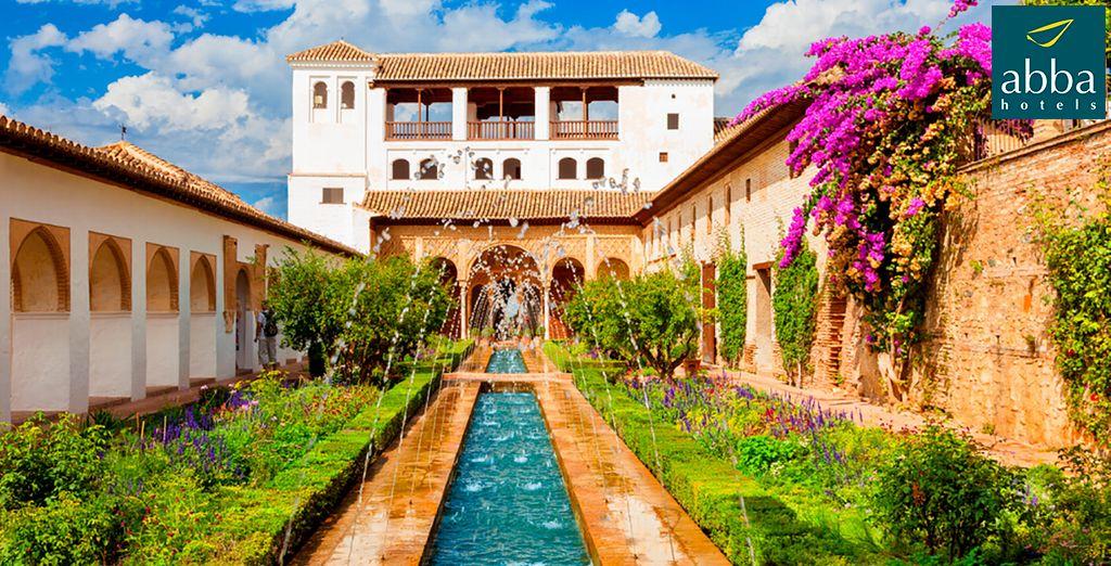 Granada te enamorará