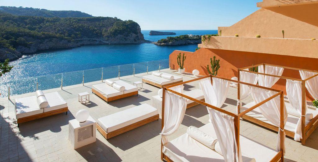 Los mejores hoteles en Ibiza