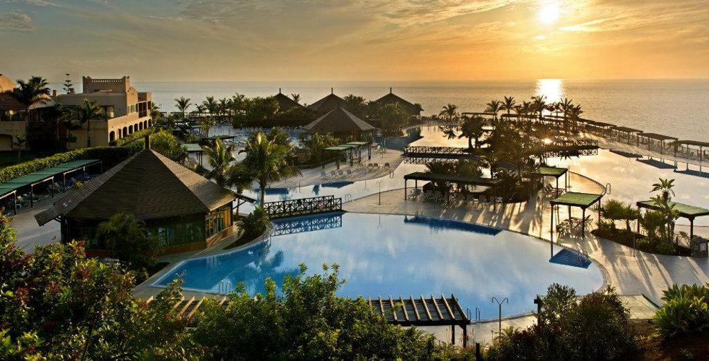 El lugar ideal para unas vacaciones de ensueño