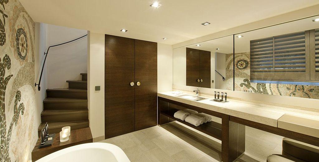 Magníficos espacios para tu confort