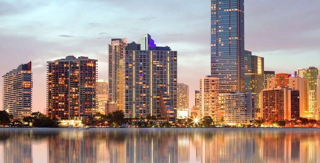 Una ciudad dedicada al placer llena de oportunidades