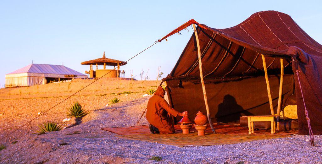 Conocerás un poco más la cultura de Marruecos