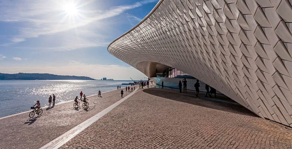 Descubre el MAAT, el Museo de Arte, Arquitectura y Tecnología