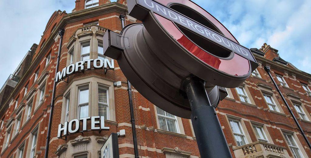 Bienvenido a The Morton Hotel 4*