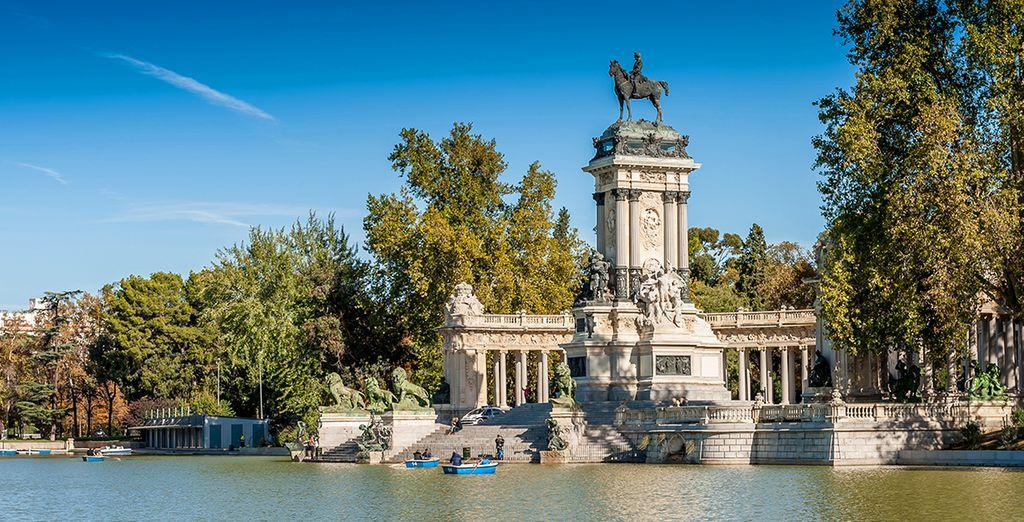 Vacaciones en familia en Madrid, viajes para familias, hoteles