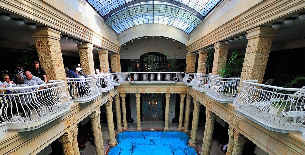 Danubius Hotel Gellért 4*