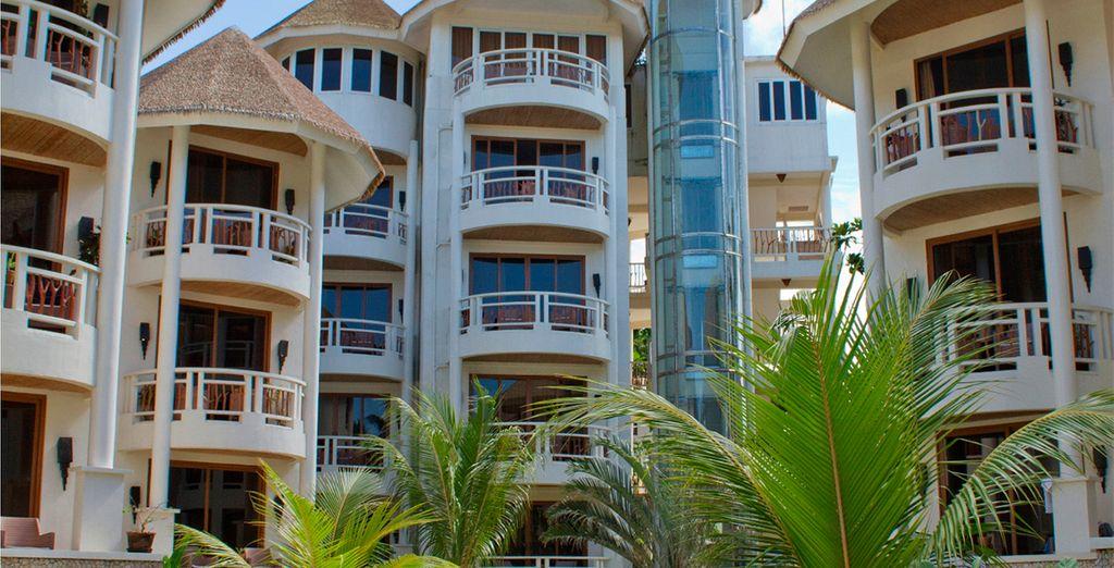 El Ambassador in Paradise situado en Cebu