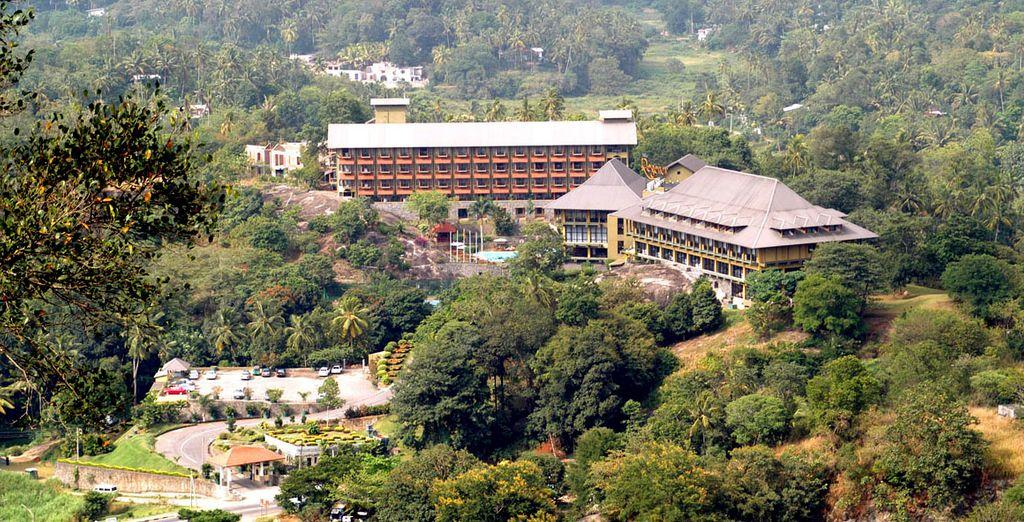 Earl's Regency 5*, Kandy