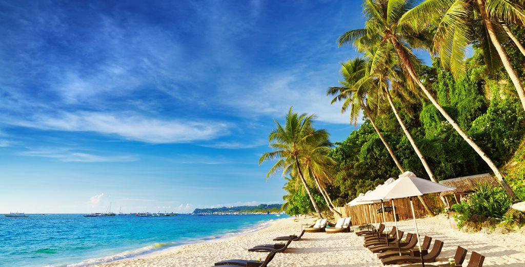 Disfrute de las mejores playas de Bocaray