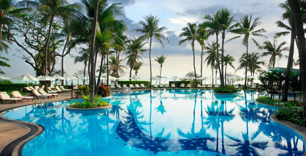 Bienvenido al Centara Grand Resort & Villas