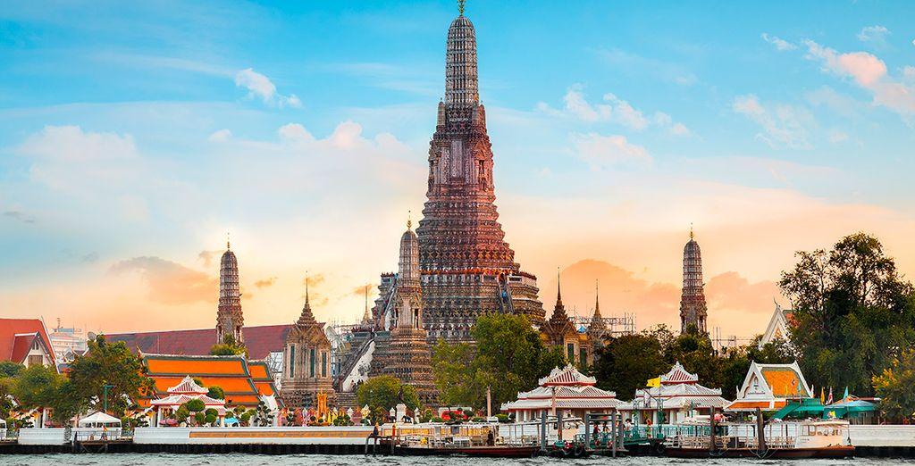 Llegarás a Bangkok