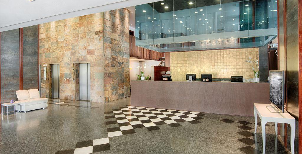 Interiores modernos y vanguardistas