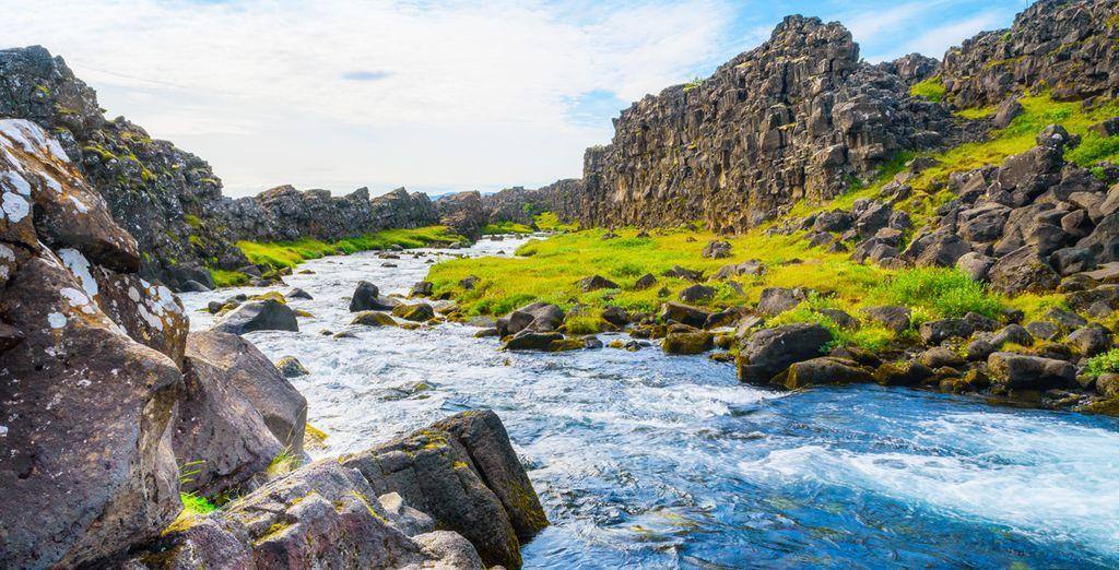 El Parque Nacional de Thingvellir te encantará