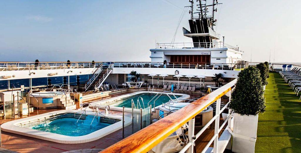 Crucero Pullmantur por las Islas Griegas