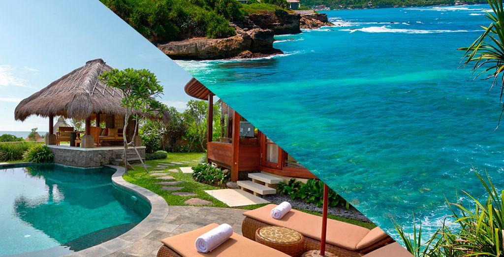 Su estancia perfecta en Indonesia con un viaje combinado en Bali y la Isla de Lembongan