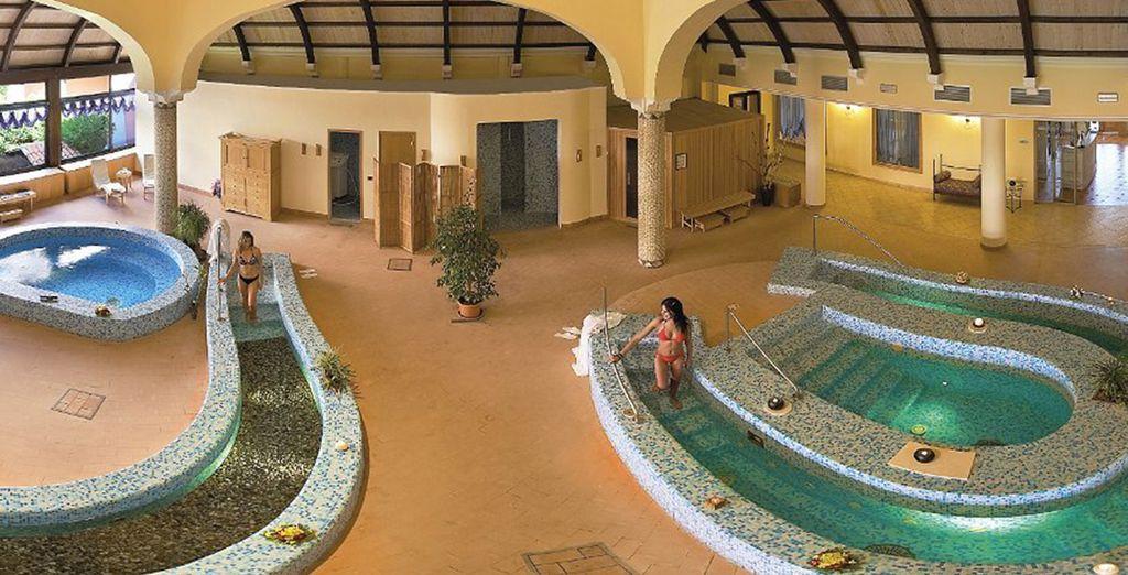 Con instalaciones preparadas para unas vacaciones de lo más relajantes