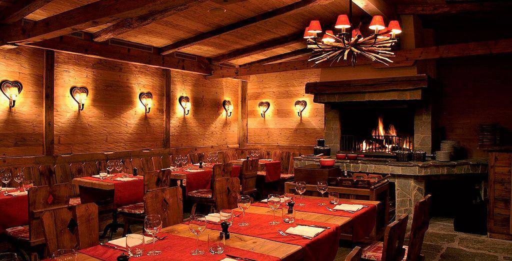 Pruebe la deliciosa cocina suiza en Le Grizzly