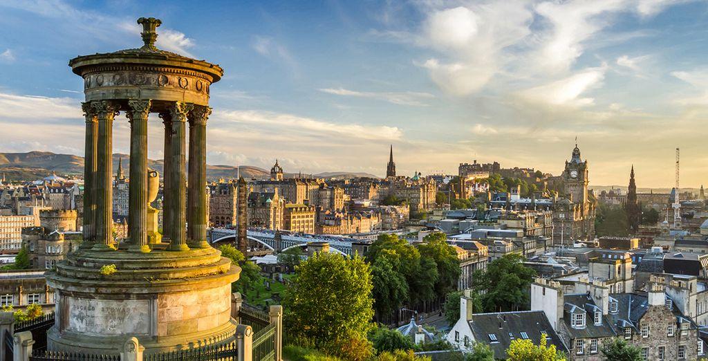 No se querrá marchar de Edimburgo
