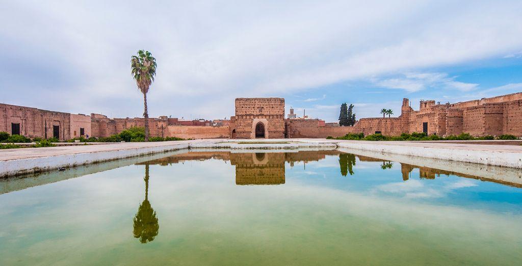 Venga a descubrir Marrakech