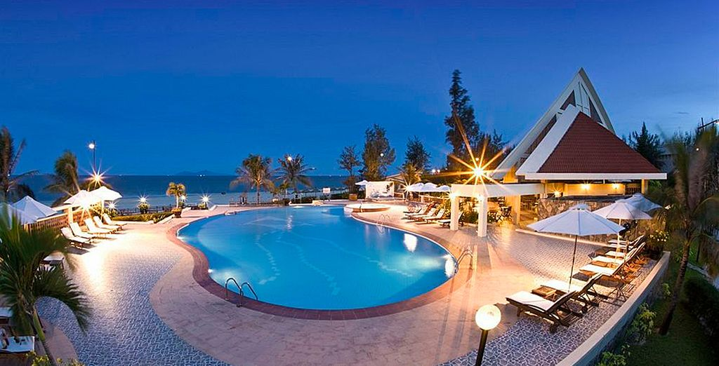 El hotel perfecto para pasar sus vacaciones