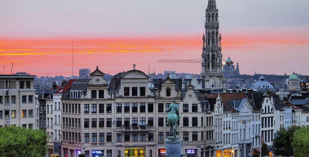 Bruselas, una ciudad para vivirla