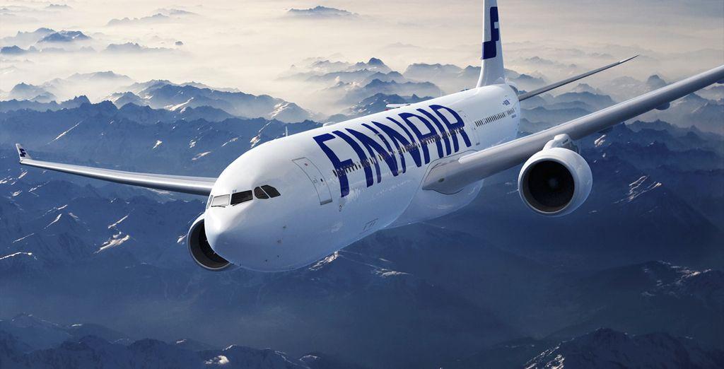 Finnair es una de las aerolíneas más veteranas del mundo y cuenta con una de las flotas más modernas y eco-eficientes de Europa