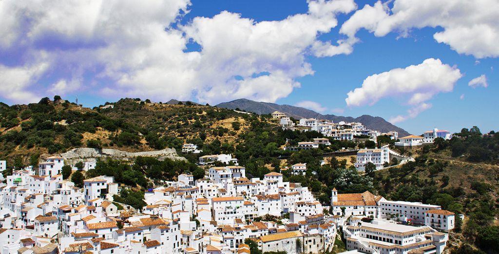 El encanto de Andalucía