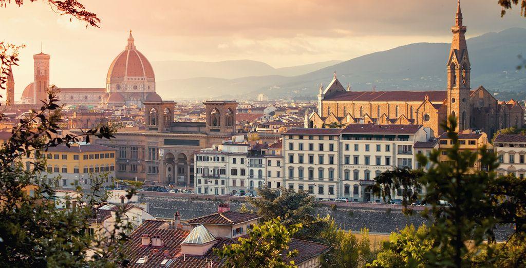 Una ciudad que enamora al instante