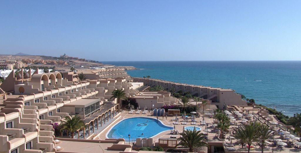 Encuentre la paz y diversión que necesita en Fuerteventura