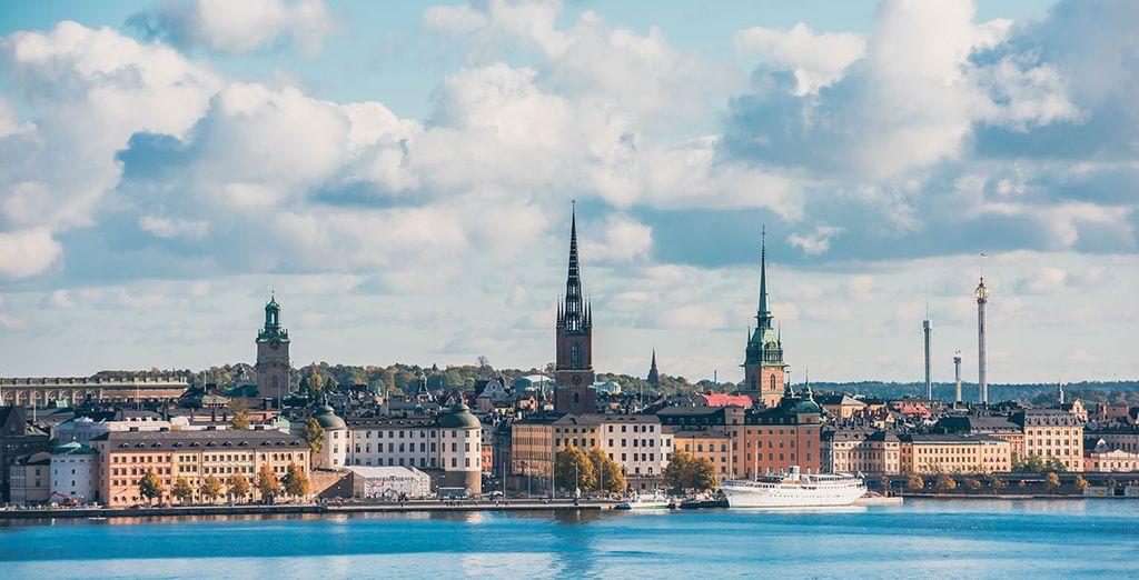 La capital sueca es conocida como