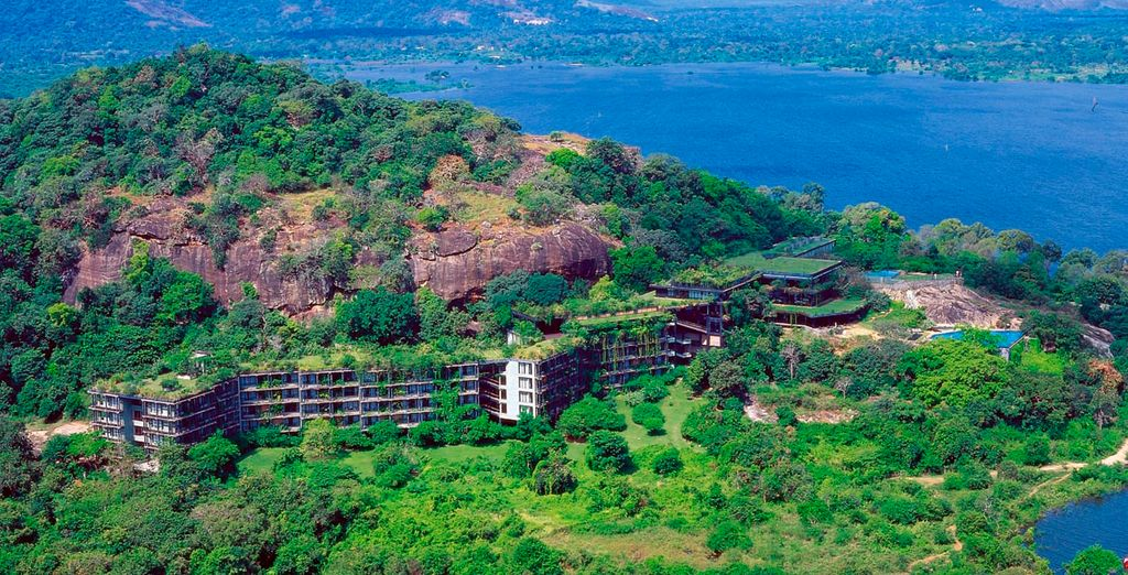 Hotel Kandalama 5*. Kandalama