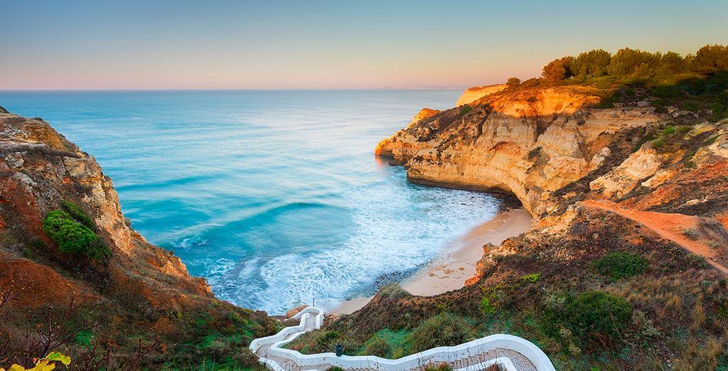 La bella zona del Algarve