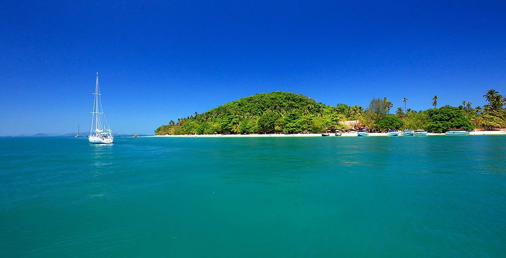 Phuket le está esperando