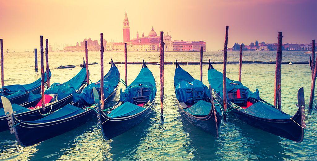 Escápese a Venecia, una de las ciudades más bonitas del mundo
