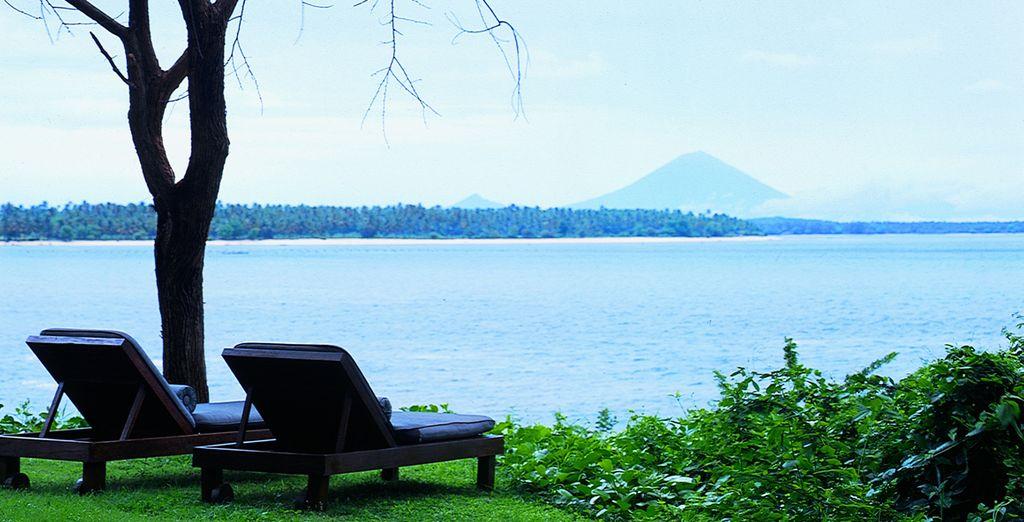 Venga a disfrutar de la tranquilidad de un paraje de playas paradisiacas y naturaleza amable