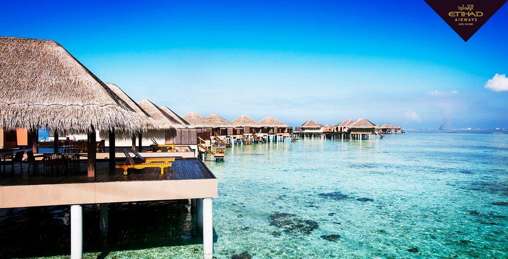 Descubre el paraíso en South Male Atoll con Adaaran Prestige Vadoo 5*