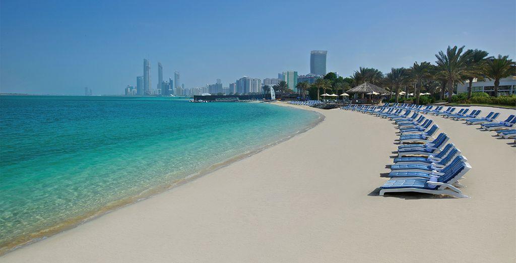 Momentos románticos y de relax a la  orilla de la playa