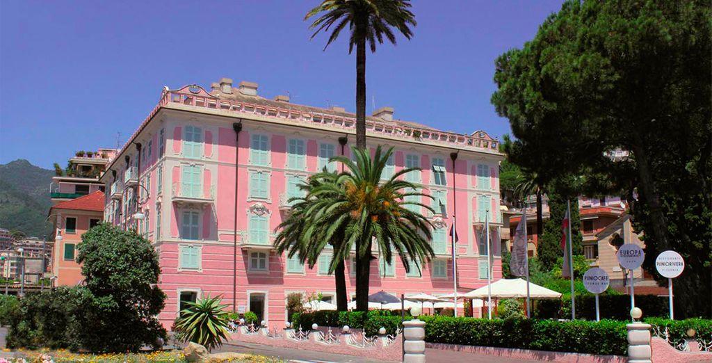 Majestuoso Hotel Europa Design Spa 1877 4 estrellas