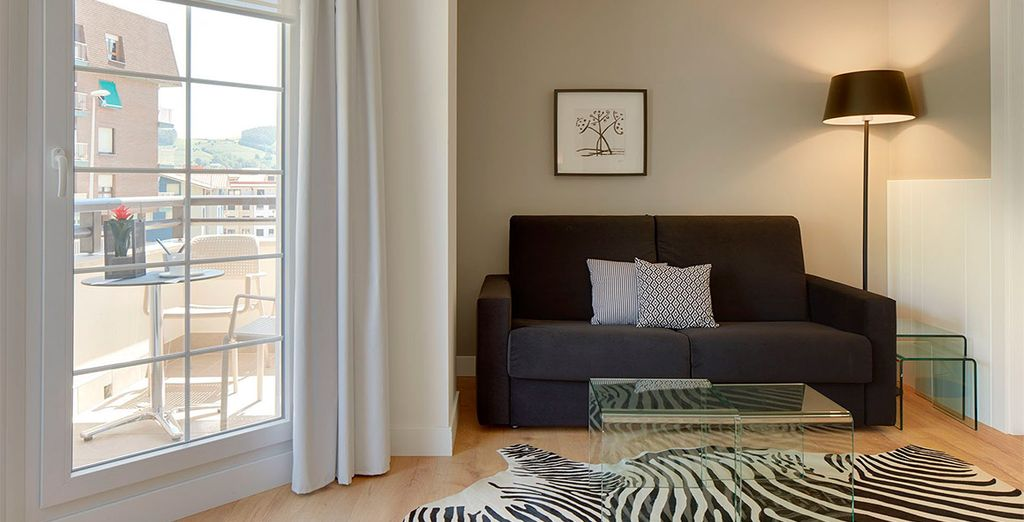 Hotel Flysch oferta en San Sebastián