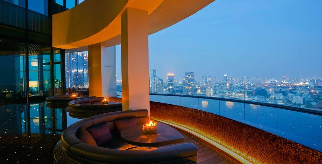 El Hotel Anantara Sathorn en Bangkok, todo un lujo 5*