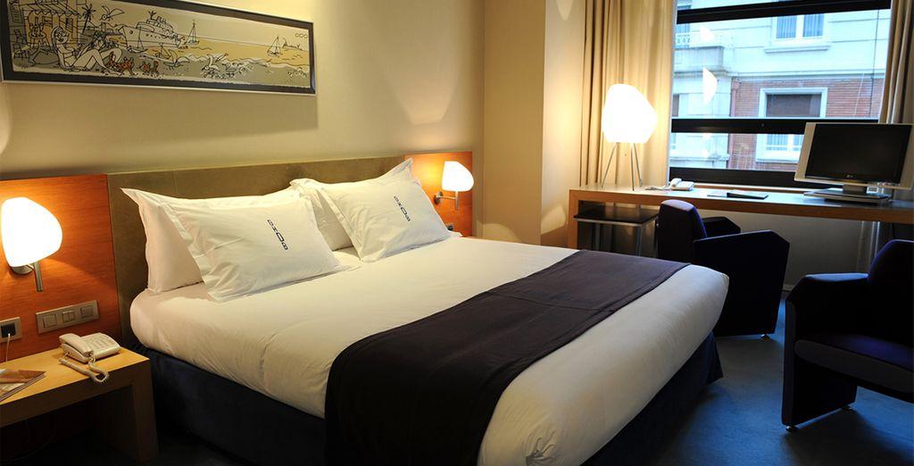 Gran Hotel Domine Bilbao 5* - Castro Urdiales