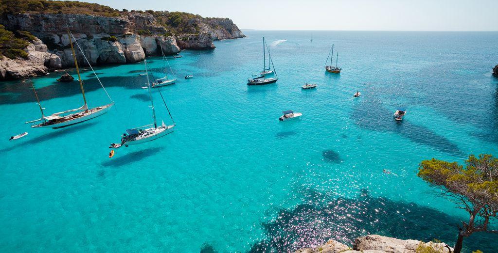 Descubra Menorca