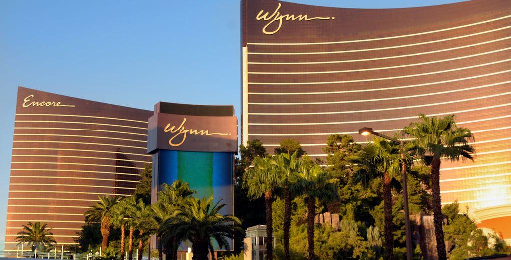 Fantástico Wynn Spa De Uñas Galería - Ideas de Diseño de Arte de ...