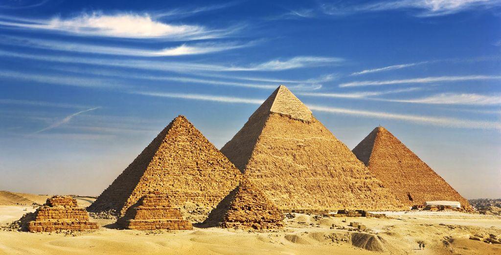 Visite Egipto en este increíble recorrido