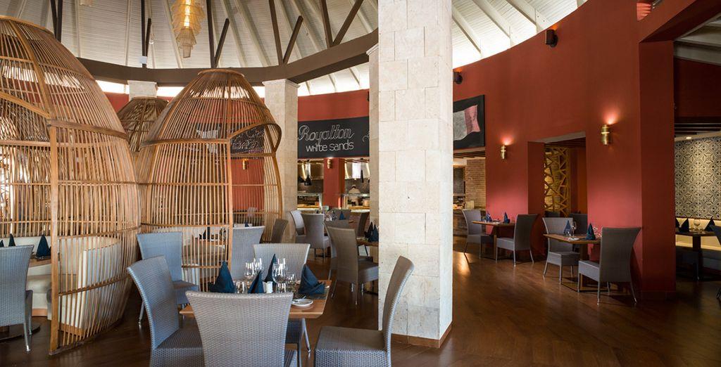 Royalton White Sands 5* te ofrece unas vacaciones con una amplia oferta