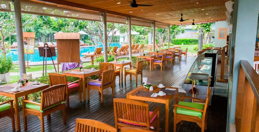 Disfruta de la deliciosa cocina tailandesa e internacional