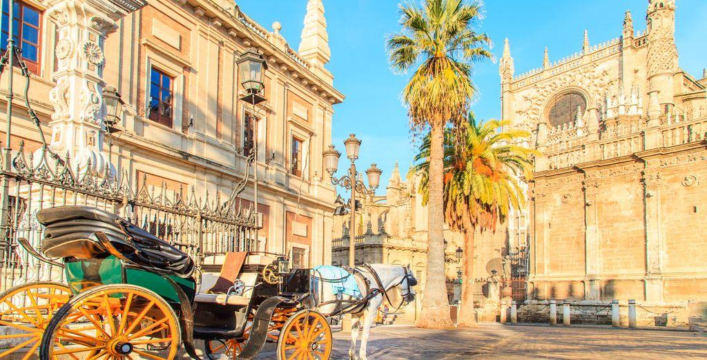 Viajes a Sevilla Imprescindibles