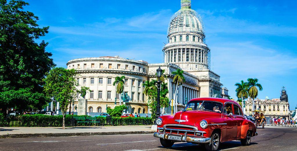Combinado en Habana y Cayo Santa Maria